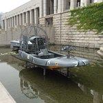 motor boat!