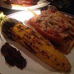 Lobster roll...yum!