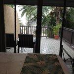 Balcony - Ocean View room