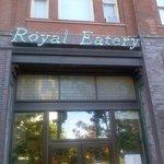 Royal Eatery restaurant, Sal Lake City, Utah