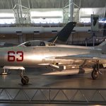MiG 21-F Fishbed-C (années 60)
