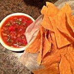 Chips & Salsa to start