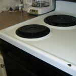 Leeward #505 Broken Stove Top