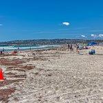 Strand Szene