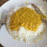 Dal and Basmati Rice