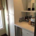 Bar/Kitchen area in Savant Suite