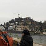 Río Adigio, Verona, un giorno di pioggia!.