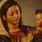 Virgen con el niño de la Espina S. XVII BCP Jr. Lampa 499, Lima, Ingreso Gratis