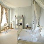 Toutes les chambres du Château sont personnalisées