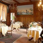 La Cédraie, le restaurant étoilé