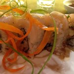 Xxx hotate special roll