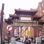 Gates of Chinatown, Manchester