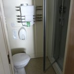 little water closet