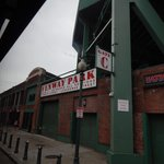 Gate C at Fenway - where part of The Town was filmed