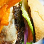 Brie and Fig Burger
