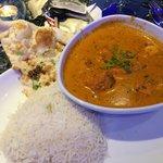 Chicken Tikka Masala... Mmmmm