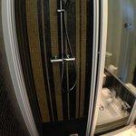 Shower, no tub