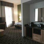 Super comfy suite