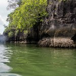Limestone while Kayaking