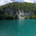 panorama of plitvice