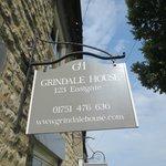 Grindale sign