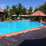 Vinh Hung Riverside Pool