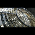 Lighthouse lens - 100 years old