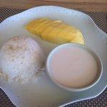 Mango sticky rice : un délice !!!