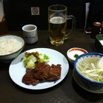 ビール(お通しなし!)