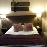 Chambre double supérieure : spacieuse et confortable