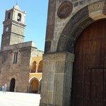 Convento franciscano de Calpan. Siglo XVI, Patrimonio mundial, UNESCO.