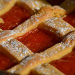 La crostata al gelo del Panificio Graziano: ... formidable !