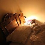 Main bedroom - very comfortable
