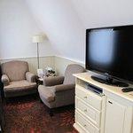Superior Deluxe room (sitting corner)