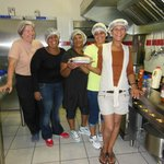 Chef's training by Josephine