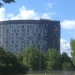 Premier Inn across the road