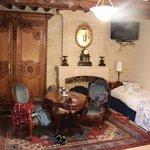 Salon de la petite suite