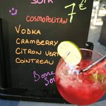 Les cocktails à 7€, demandez le vôtre :)