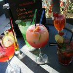 Cocktails (avec et sans alcool)