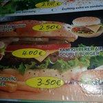 beefburgers yummy