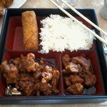 Lunch Combination: General Tso's Chicken
