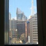 Aussicht aus dem Zimmer im 7.Stock