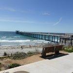 La Jolla Beach and Jetty