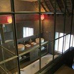 Bathroom in Duplex Vauban