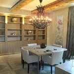 Dining area in Duplex Vauban