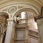 intérieur de l'opéra