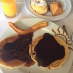 Un buen desayuno :)