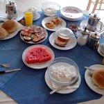 Un esempio di colazione