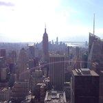 Vista hacia el Empire State