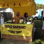 Chocolate narnars
